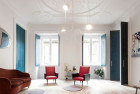 Chiado Apartment in Lisbon, Portugal by Fala Atelier | Yellowtraace