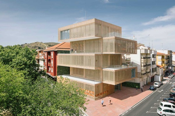 Cultural Center La Gota: Tobacco Museum by Losada García | Yellowtrace