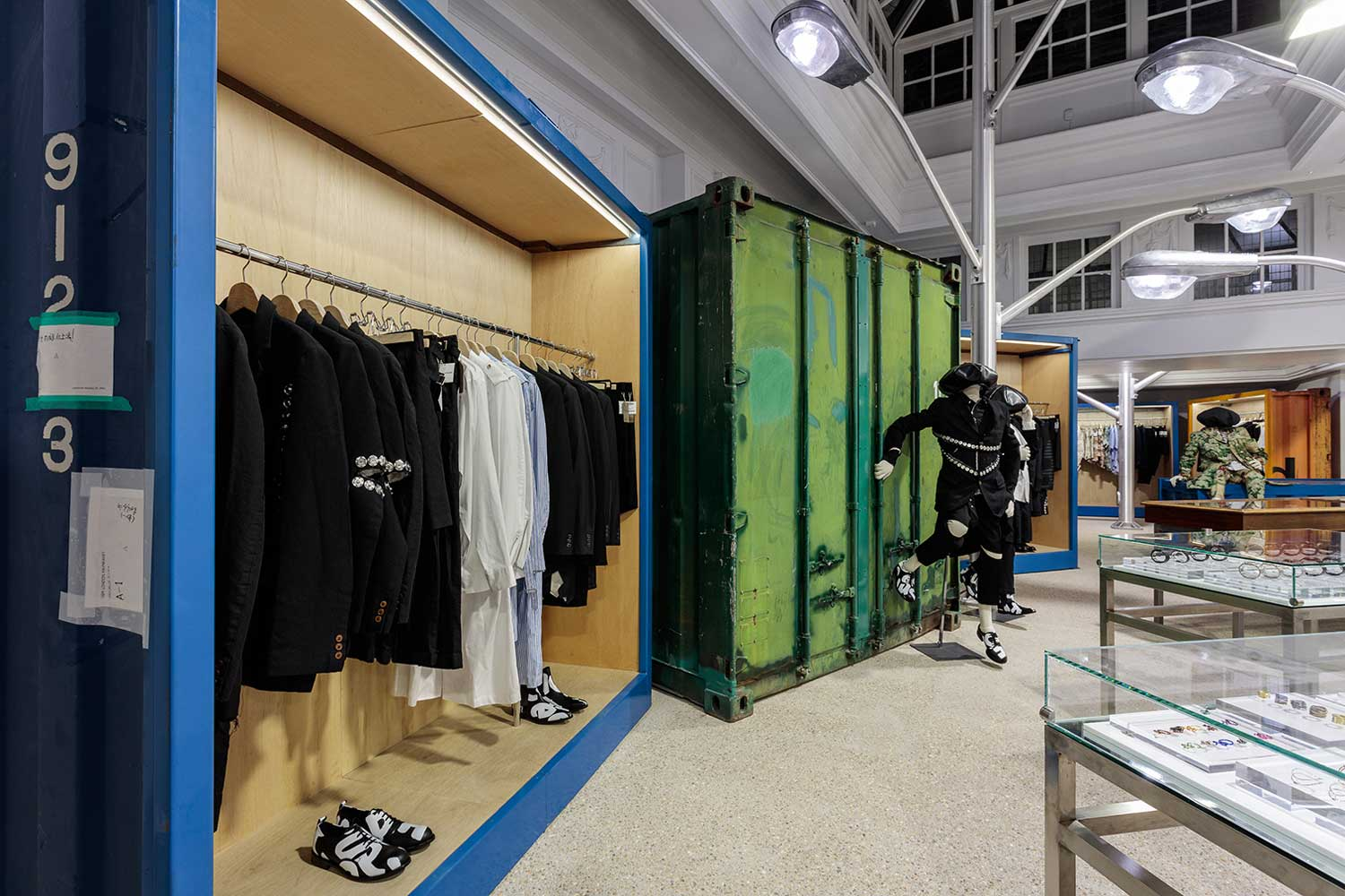 Dover Street Market Moves to a New Home in London ...