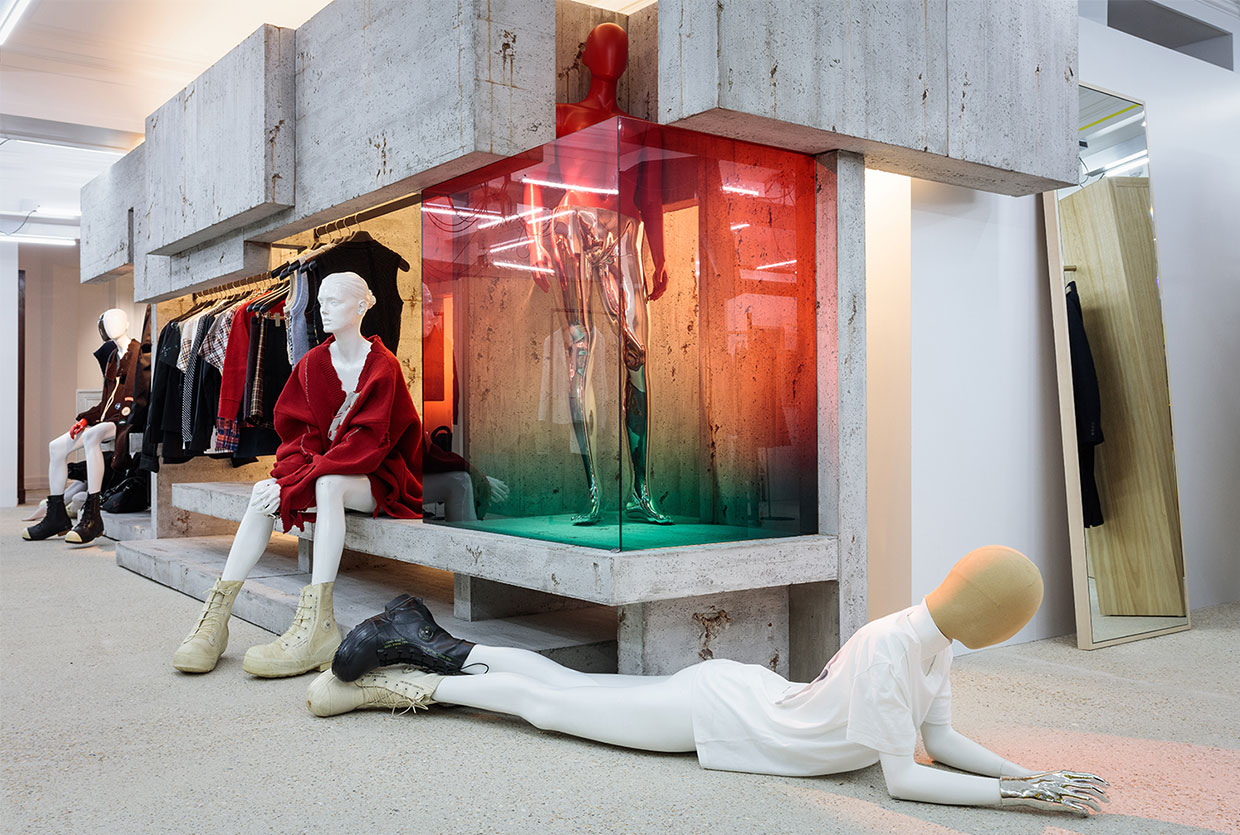 Dover Street Market Moves to a New Home in London | Yellowtrace
