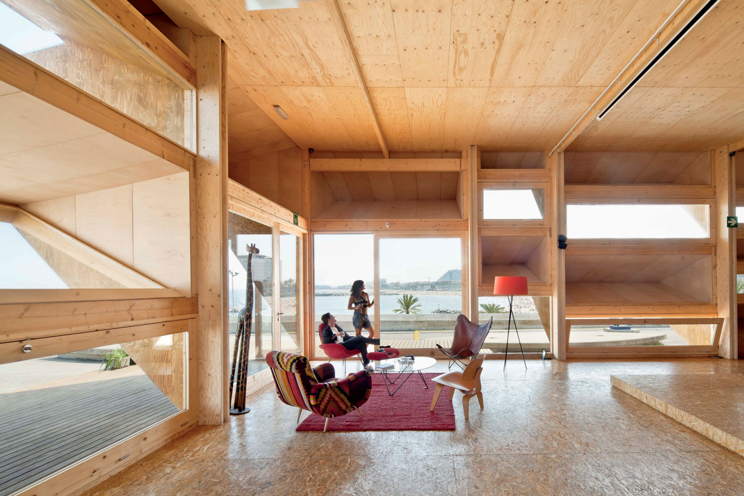 Endesa Pavilion by MARGEN LAB   Yellowtrace