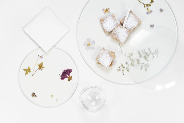 Evergreen Platters by Studio Meike Harde   Yellowtrace