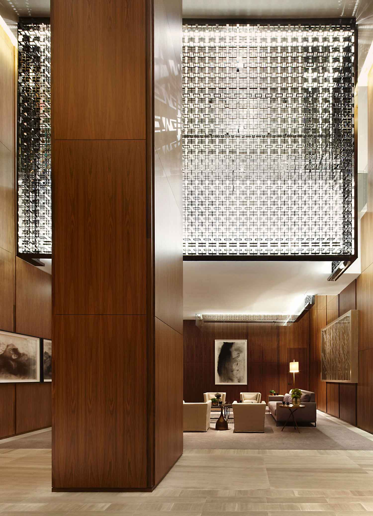 Four Seasons Hotel Toronto by Yabu Pushelberg | Yellowtrace