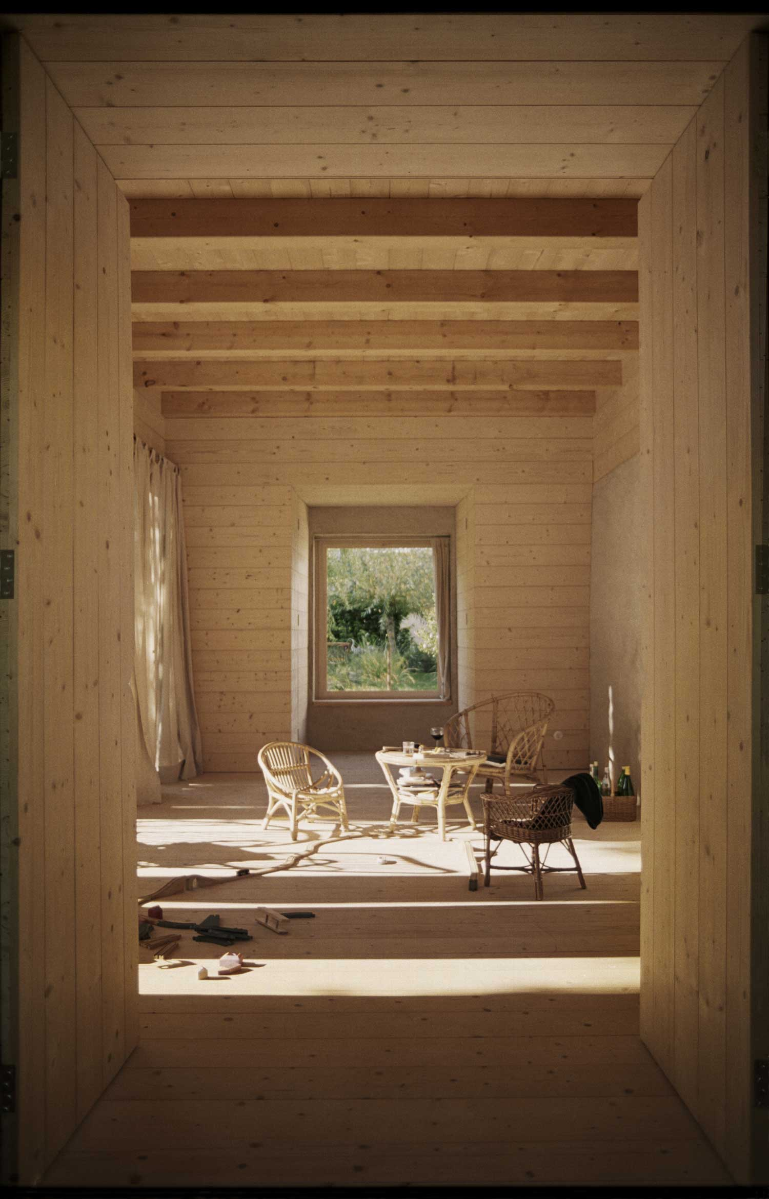 Garden House by Vecsey Schmidt Architekten | Yellowtrace