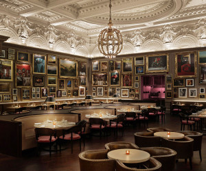 Ian Schrager's The London Edition Hotel Designed by Yabu Pushelberg | Yellowtrace