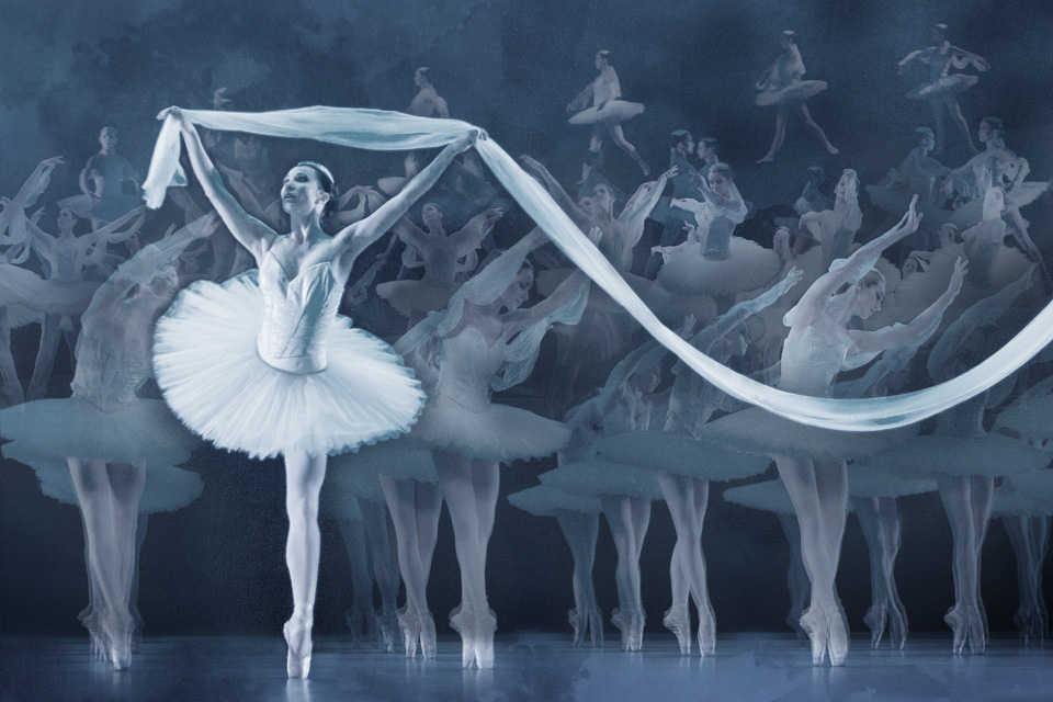 Ingrid Bugge Captures the Essence of Ballet in Her Captivating Images | Yellowtrace