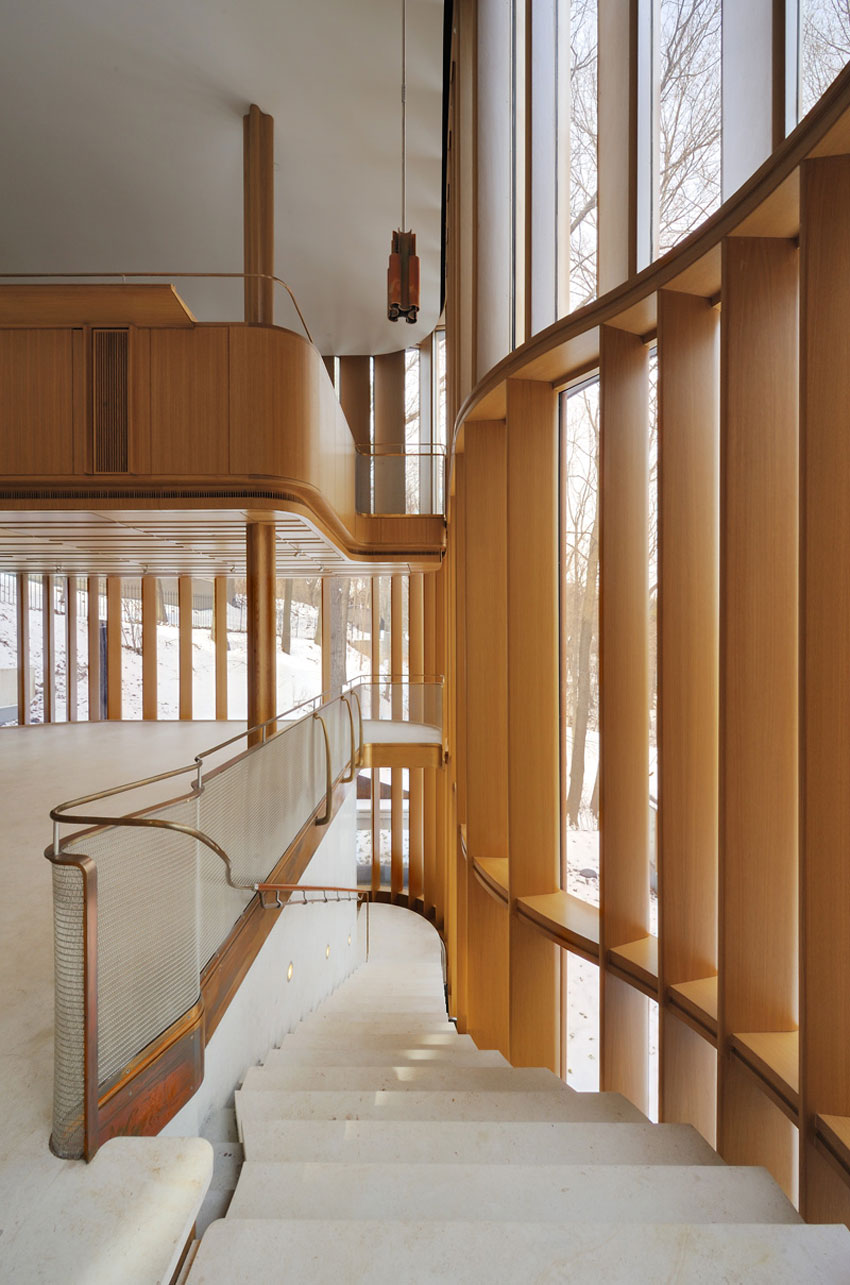 Integral House By Shim Sutcliffe Architects // Toronto, Canada | Yellowtrace Images