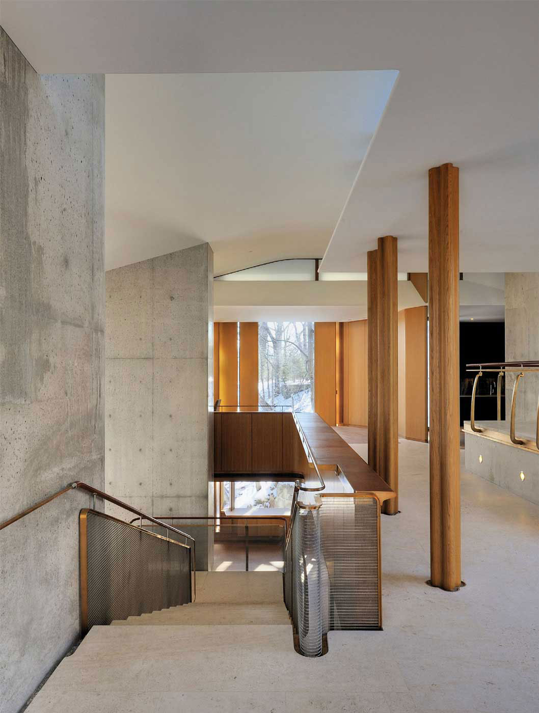 Great Integral House Toronto By Shim Sutcliffe Architects | Yellowtrace Nice Look