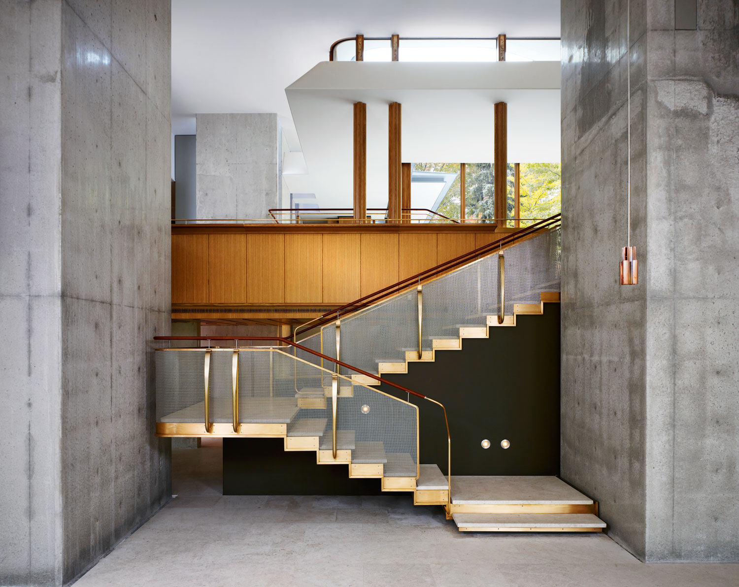 Integral House Toronto By Shim Sutcliffe Architects | Yellowtrace Amazing Design
