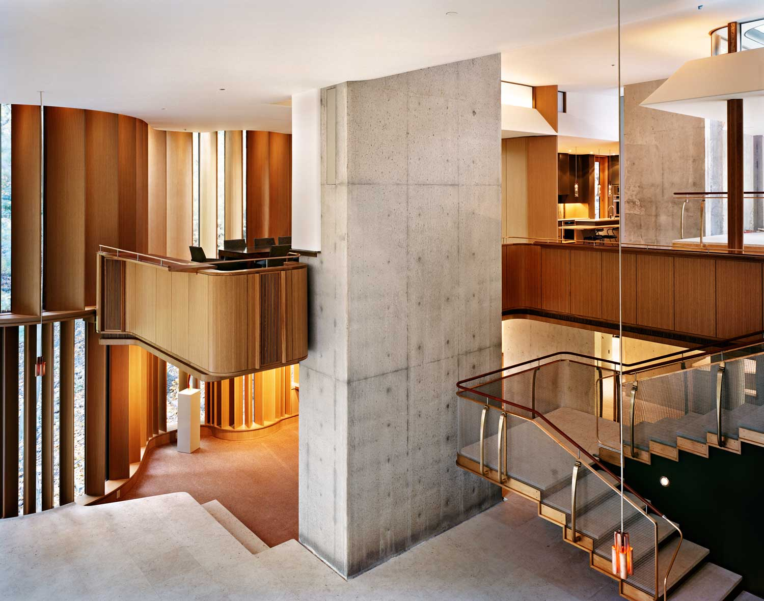 Integral House Toronto by Shim-Sutcliffe Architects | Yellowtrace
