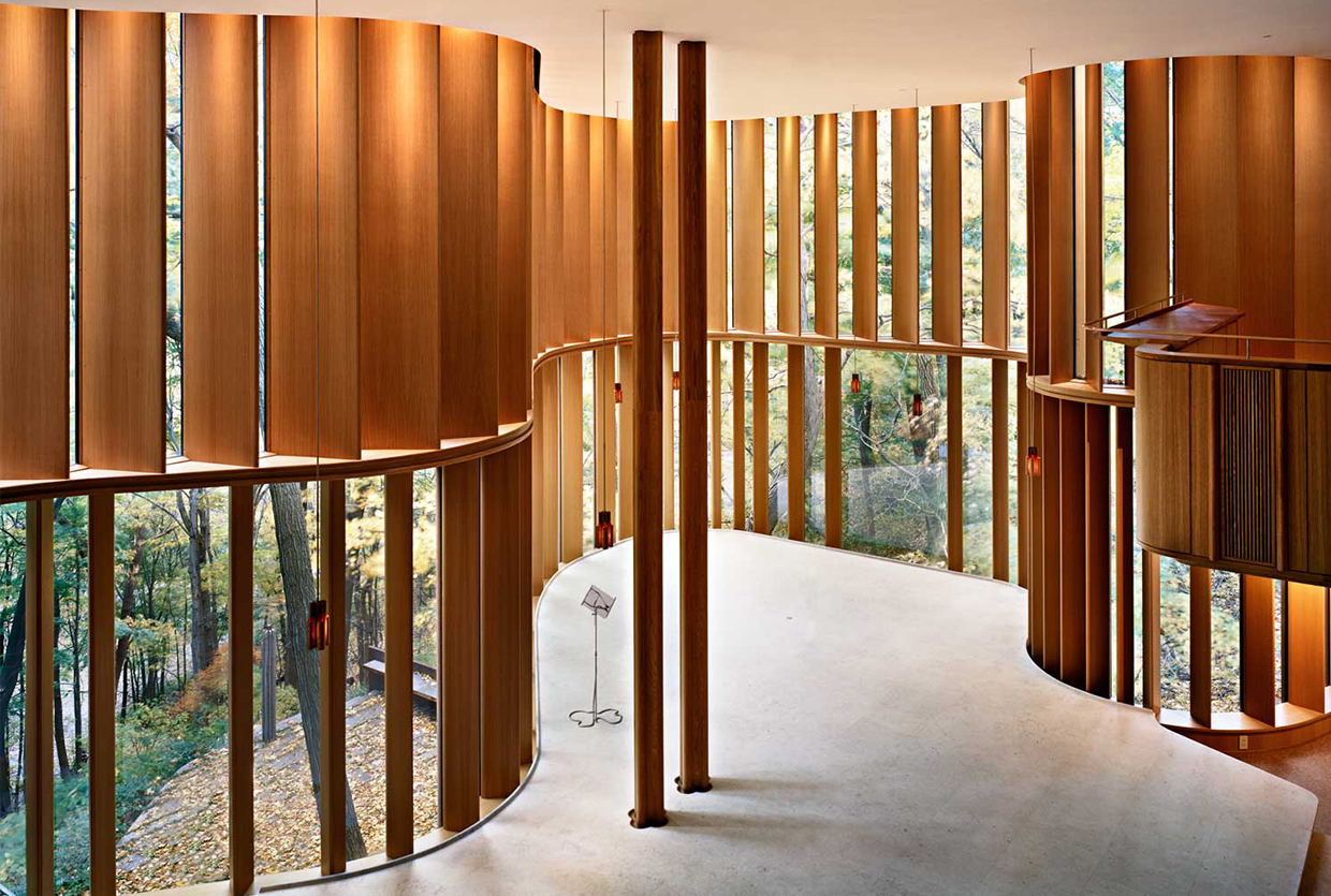 Integral House by Shim Sutcliffe Architects Toronto Canada | Yellowtrace