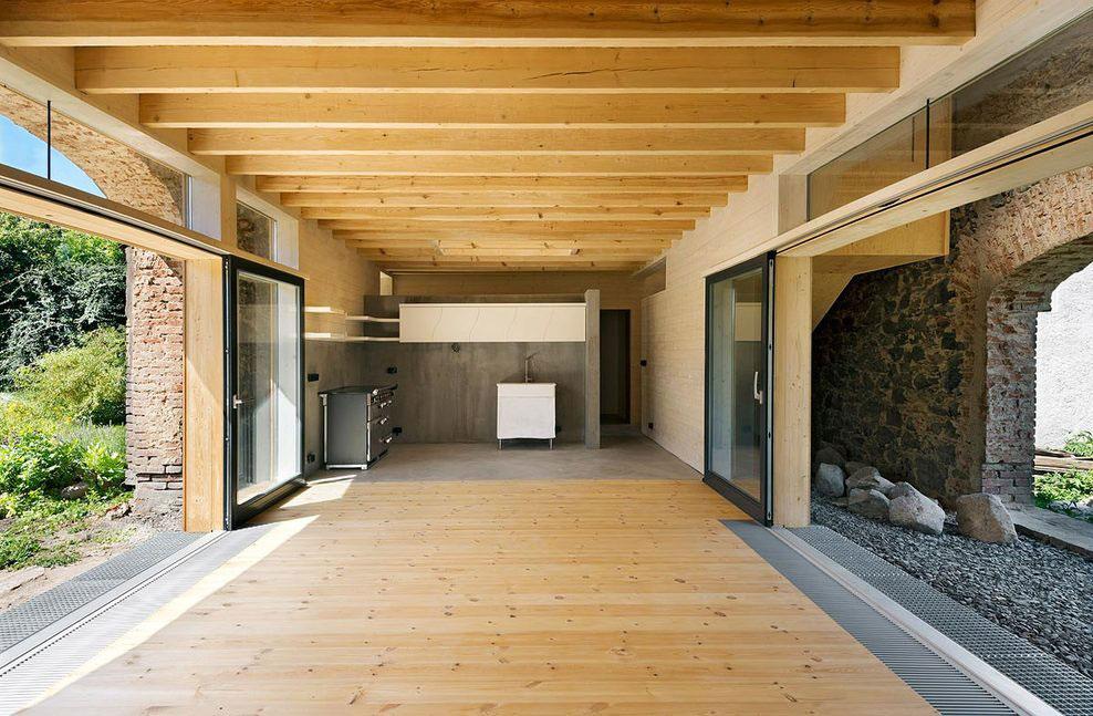 Jonad Barn by A2F Architects | Yellowtrace