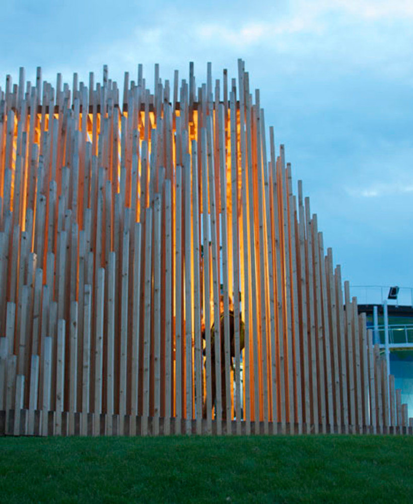 Khor I Temporary Theatre by TAAT   Yellowtrace