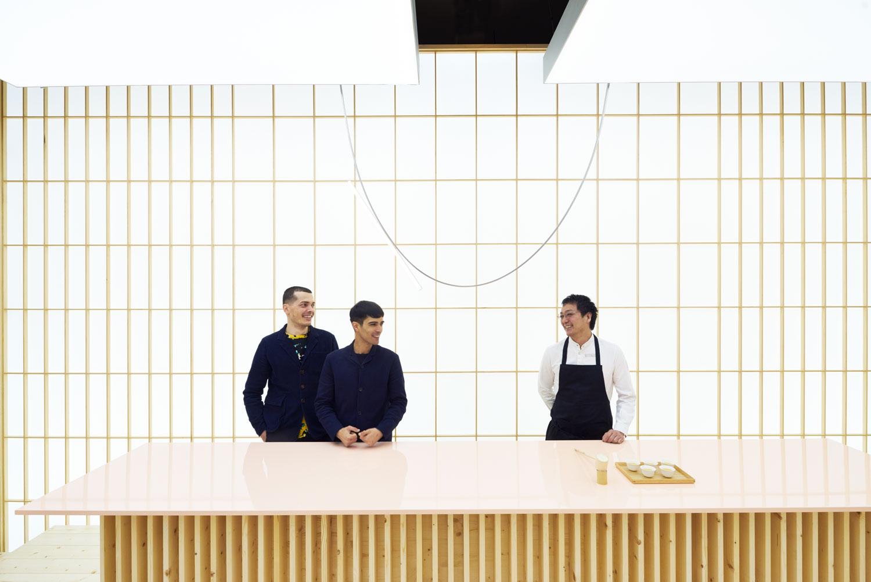 Lexus - Formafantasma and Yoji TOKUYOSHI - Milan Design Week 2016 | #MILANTRACE2016