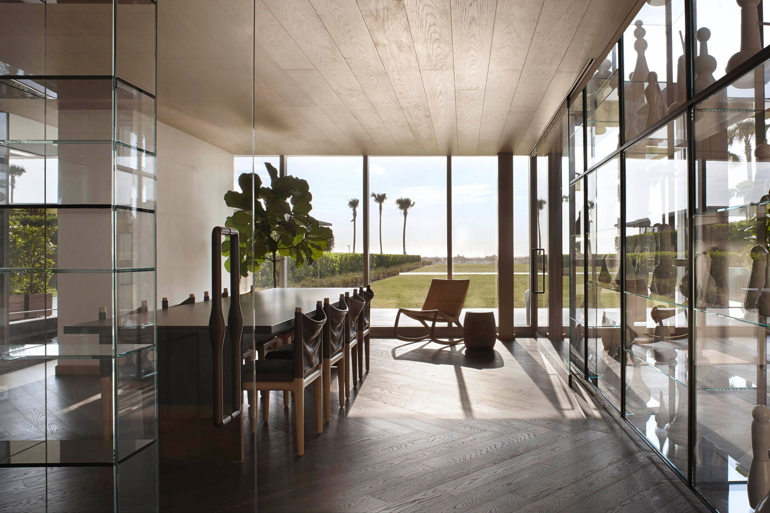 Oceana Key Biscayne by Yabu Pushelberg | Yellowtrace