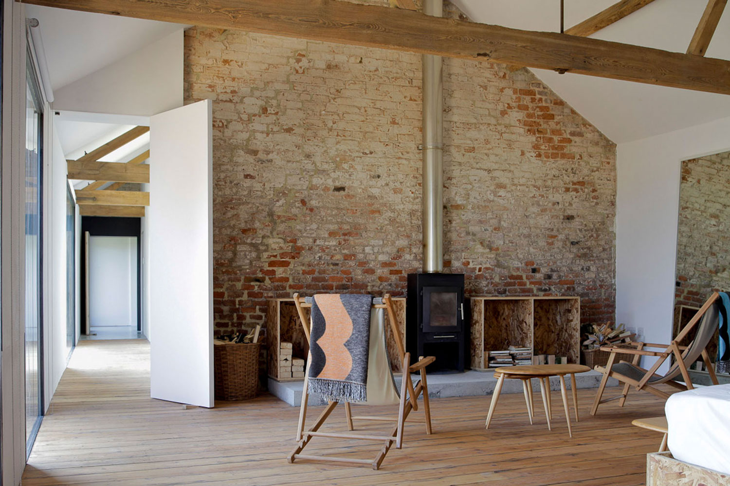 Ochre Barn By Carl Turner Architects Yellowtrace