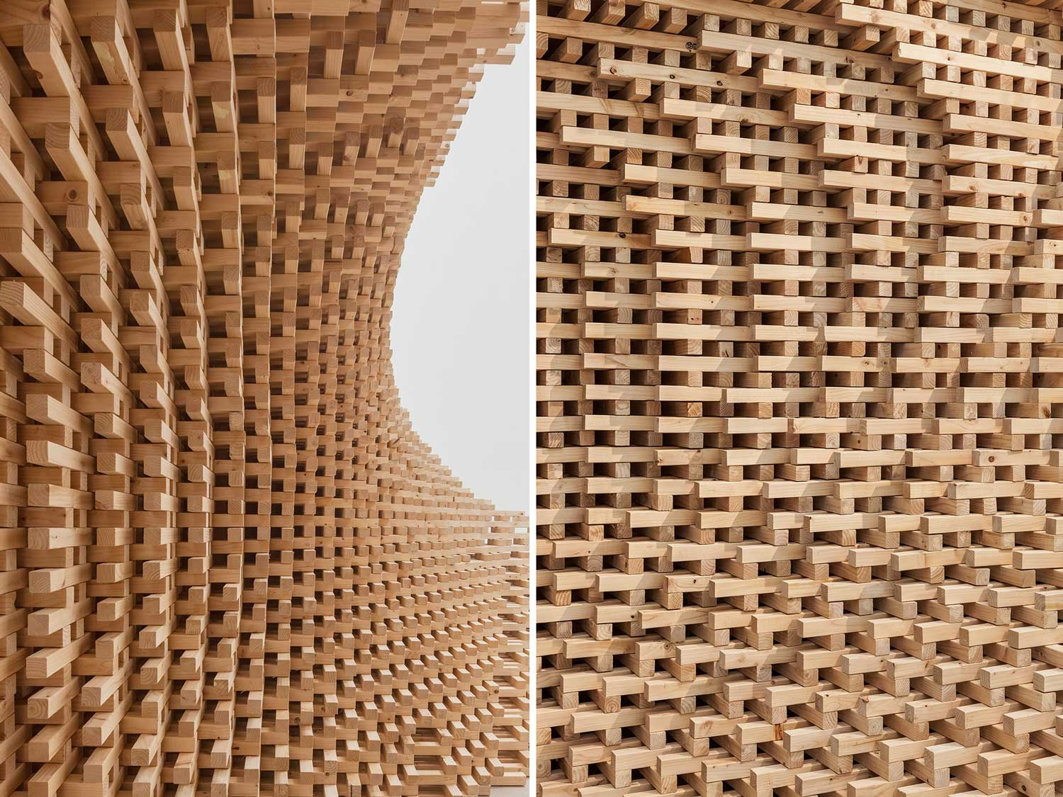 Part to Whole by HG Architecture   Yellowtrace
