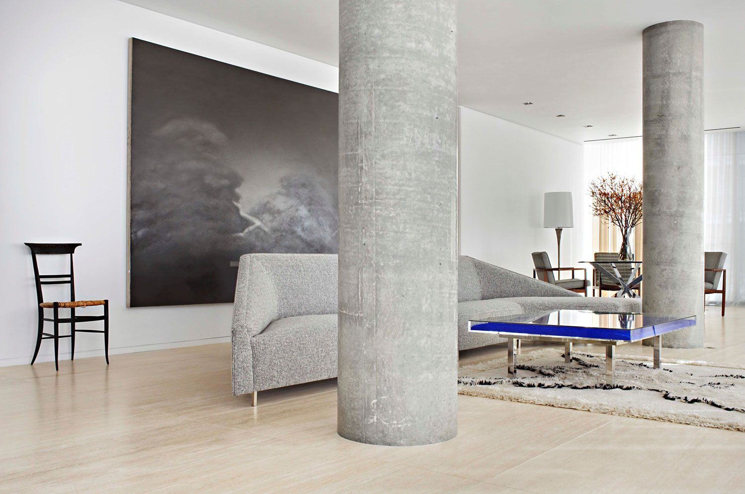 Private Residence New York by Yabu Pushelberg | Yellowtrace