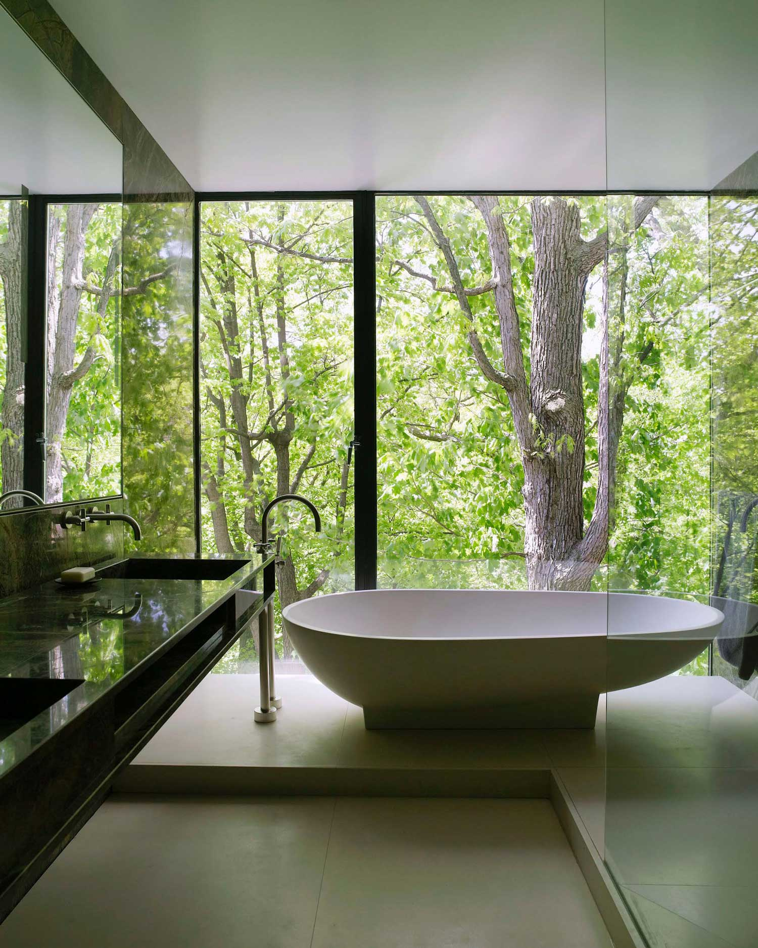 Private Residence Toronto by Yabu Pushelberg | Yellowtrace