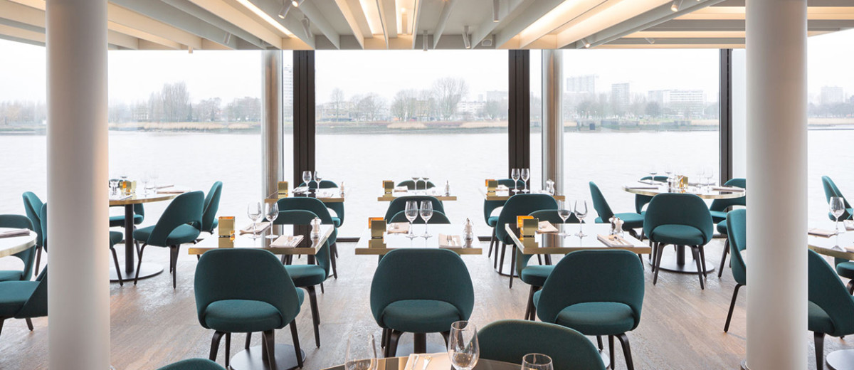 Antwerp Welcomes RAS (Restaurant Aan de Stroom – the Restaurant by the River)   Yellowtrace