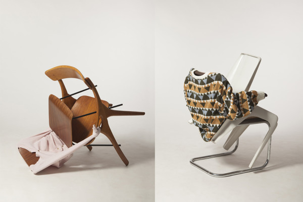 The Chair Affair by Lucas Maassen & Margriet Craens | Yellowtrace