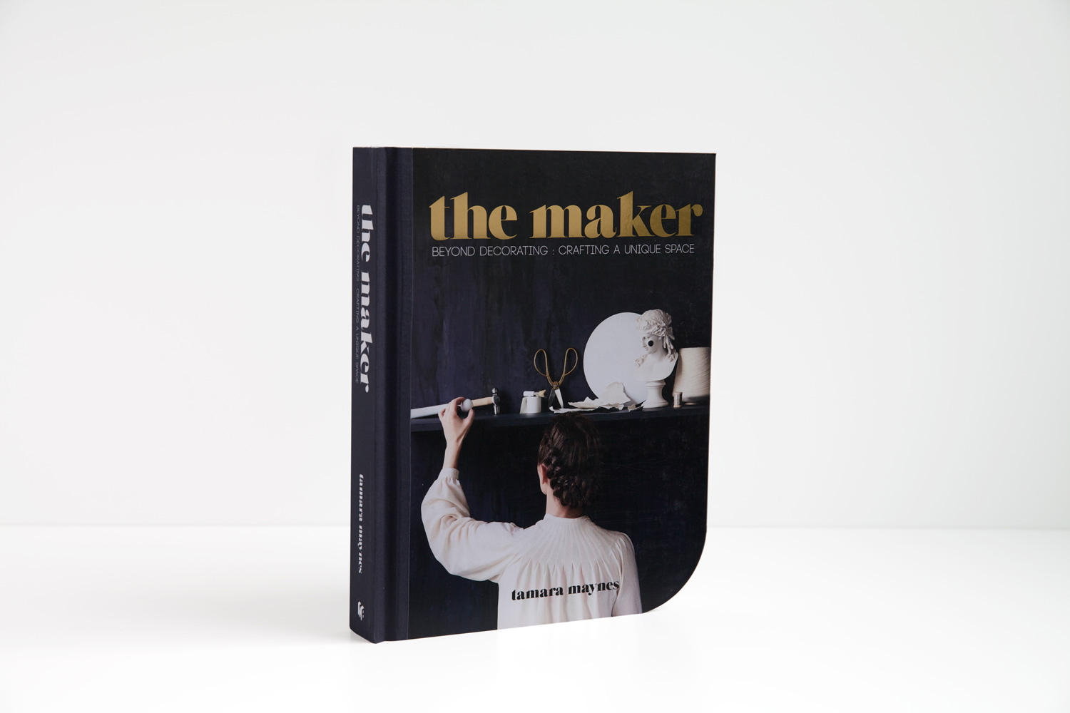 Fashion Book Cover Maker : The maker book by tamara maynes yellowtrace