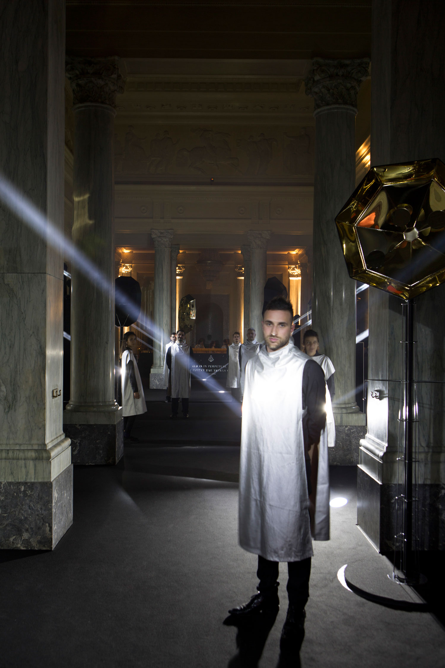 BEYOND: The Veuve Clicquot Journey by Fabrica, Milan Design Week 2016 | #MILANTRACE2016