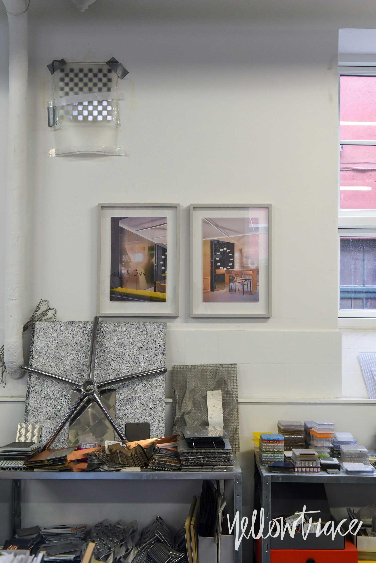David Thulstrup Studio Copenhagen. Photo by Nick Hughes   Yellowtrace