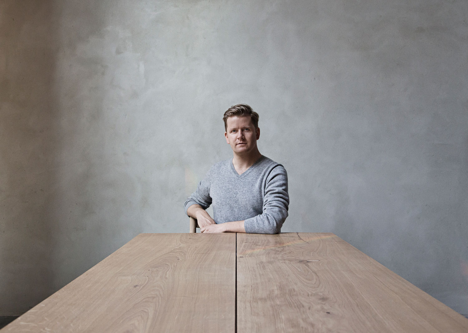 David Thulstrup Portrait | Yellowtrace