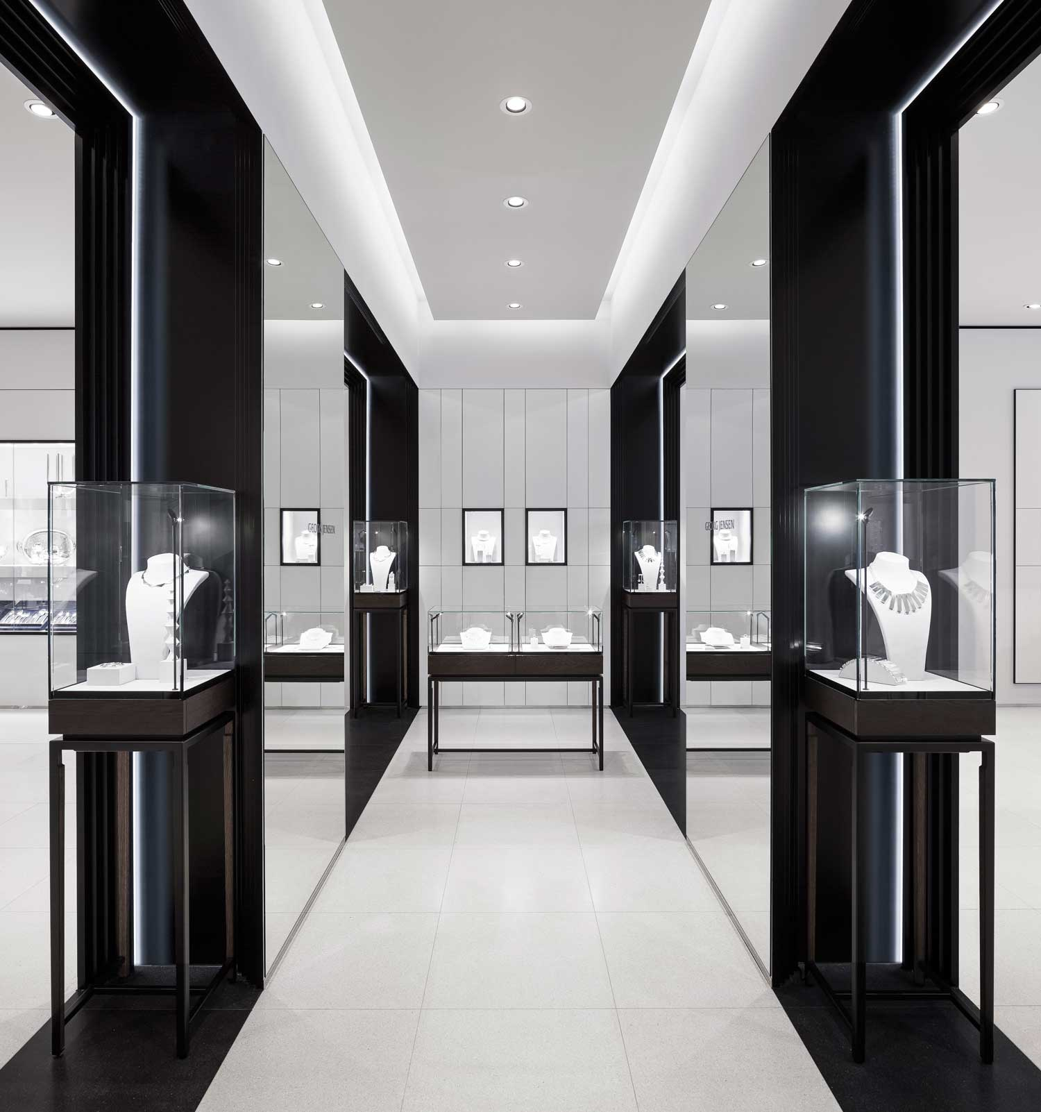 Georg Jensen Mount St London by Studio David Thulstrup | Yellowtrace