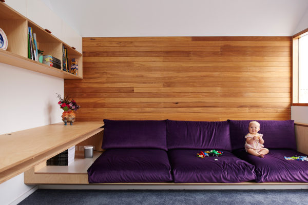 High House in Fitzroy, North Victoria by Dan Gayfer Design   Yellowtrace