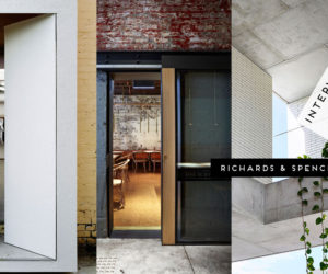 Interview with Richards & Spence Architects | Yellowtrace