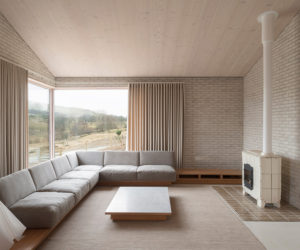 Life House (Tŷ Bywyd): John Pawson's Modern-Day Retreat in Rural Wales | Yellowtrace