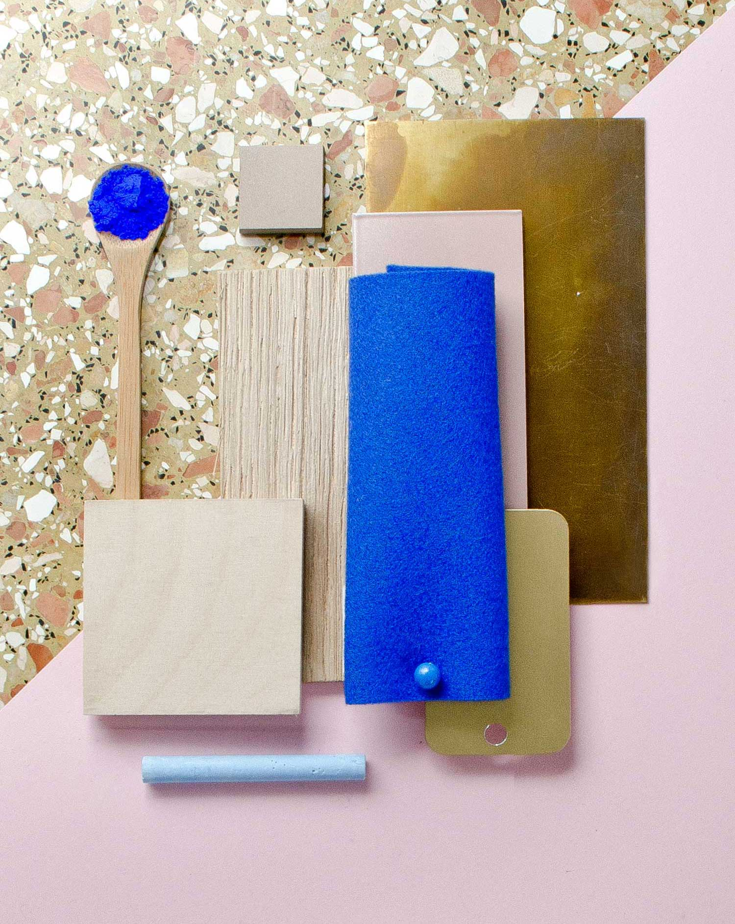 Materials by Studio David Thulstrup | Yellowtrace