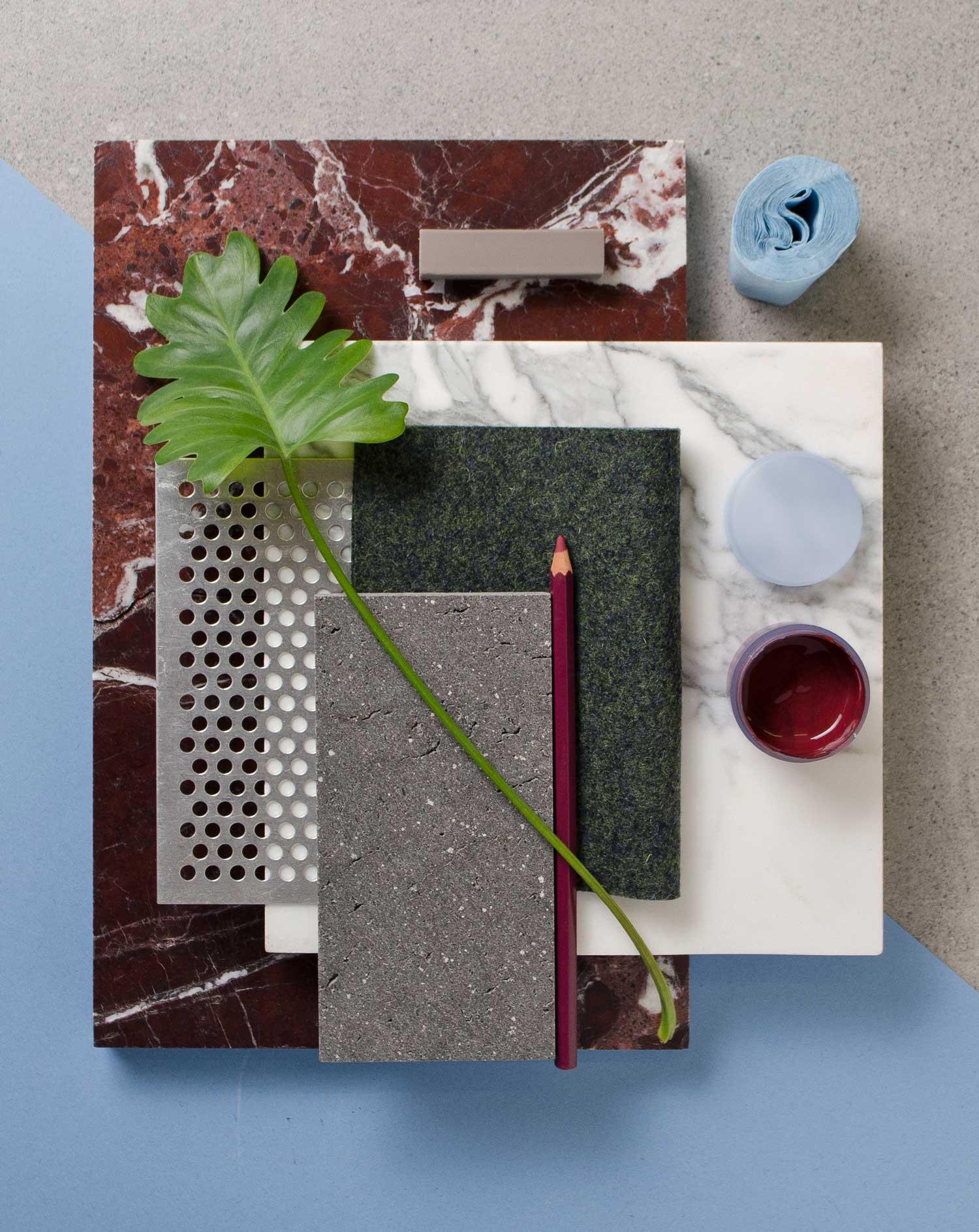 Materials by Studio David Thulstrup   Yellowtrace