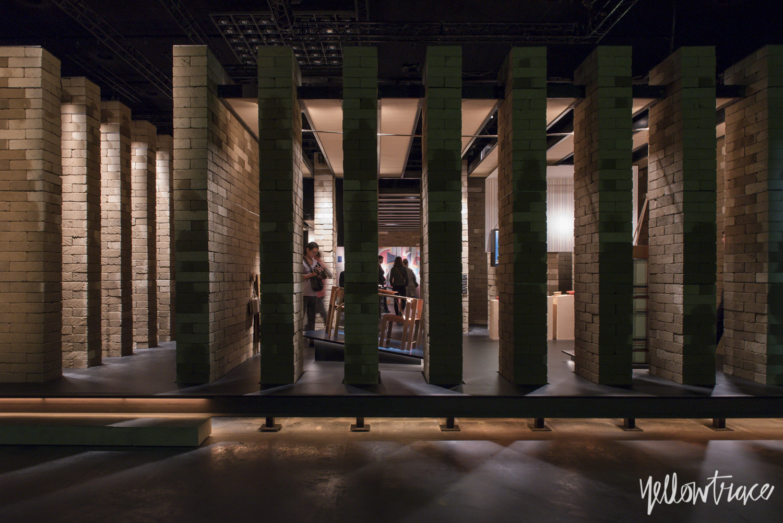 Hermes at Teatro Vetra, Milan Design Week 2016, Photo © Nick Hughes/ Yellowtrace | #MILANTRACE2016