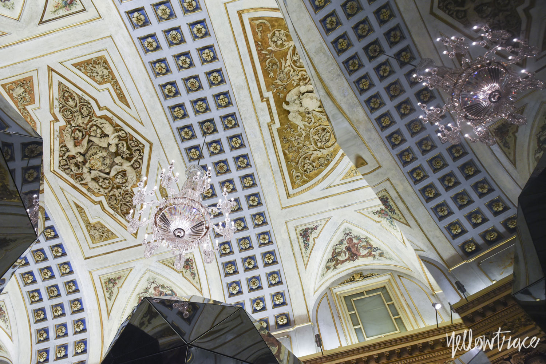 Via Lucis by Lasvit at Palazzo Serbelloni, Milan Design Week, Photo © Nick Hughes / Yellowtrace   #MILANTRACE2016