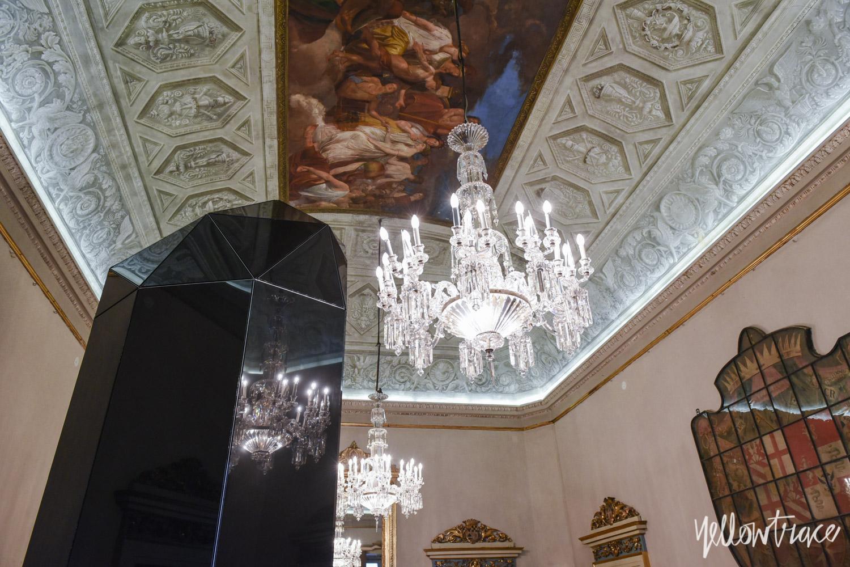 Via Lucis by Lasvit at Palazzo Serbelloni, Milan Design Week, Photo © Nick Hughes / Yellowtrace | #MILANTRACE2016