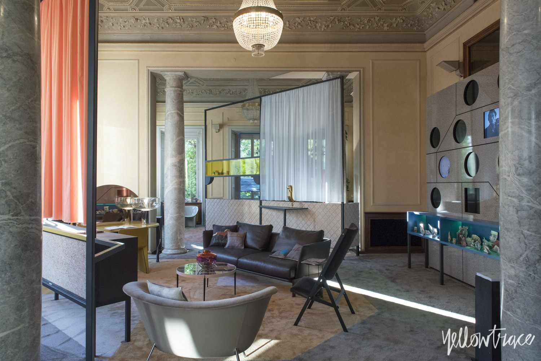 Elle Decor Soft Home By Marcante Testa UdA Architetti At Palazzo Bovara Photo C