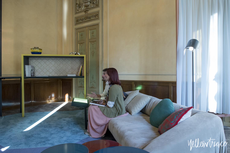 Elle Decor Soft Home by Marcante Testa/UdA Architetti at Palazzo Bovara, Photo © Nick Hughes/ Yellowtrace | #MILANTRACE2016