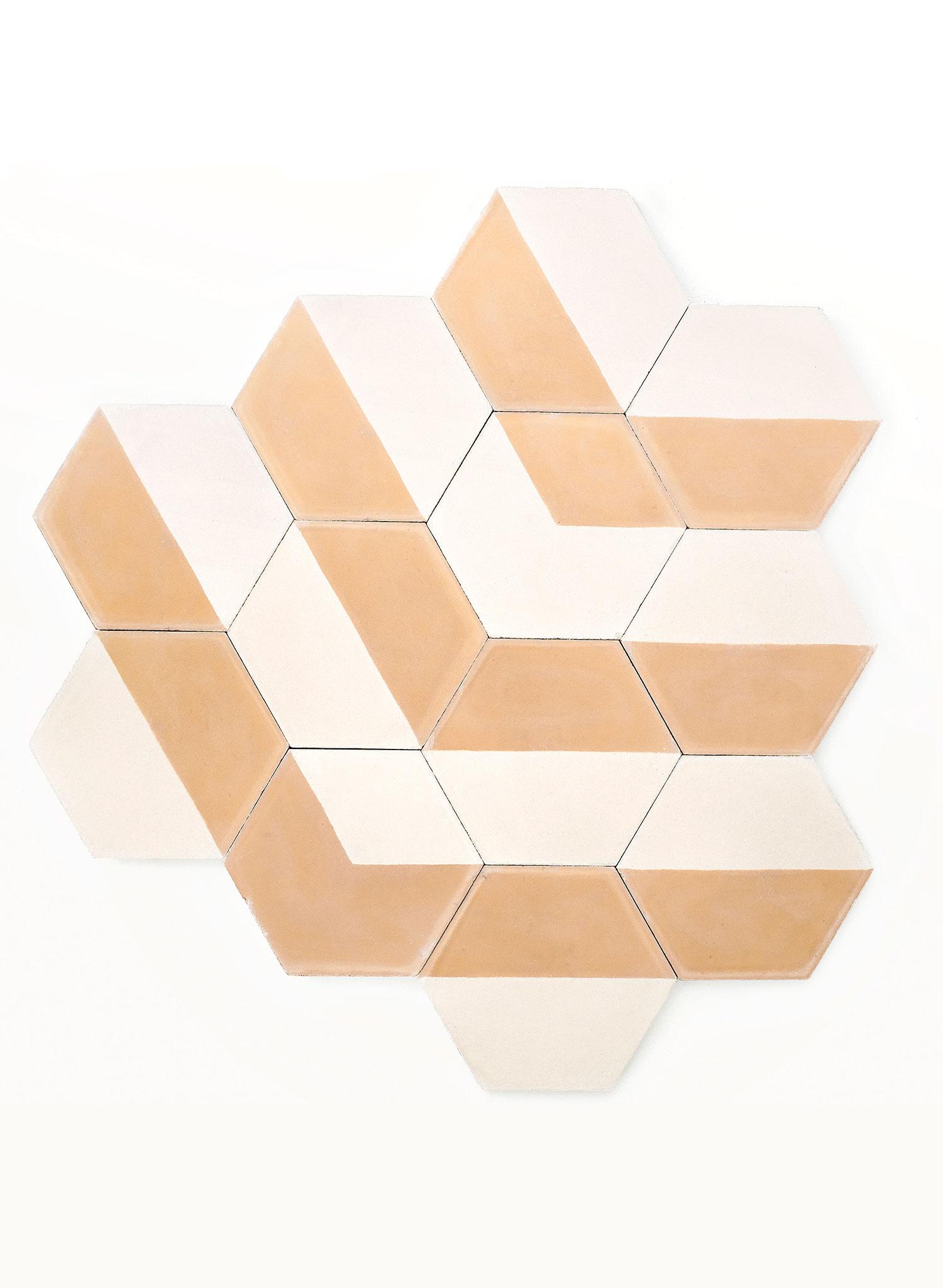 GDT2 Tile Pattern by Glen Baghurst, Salone Satellite 2016 | #MILANTRACE2016