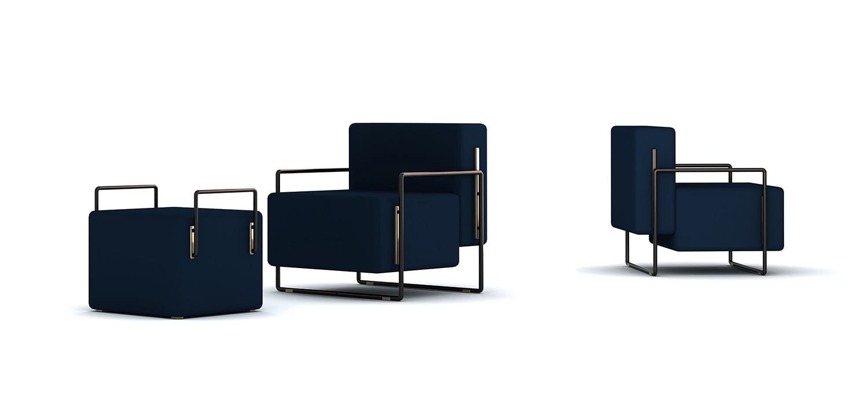 Suit Series by Frank Chou Design Studio, Salone Satellite 2016 | #MILANTRACE2016