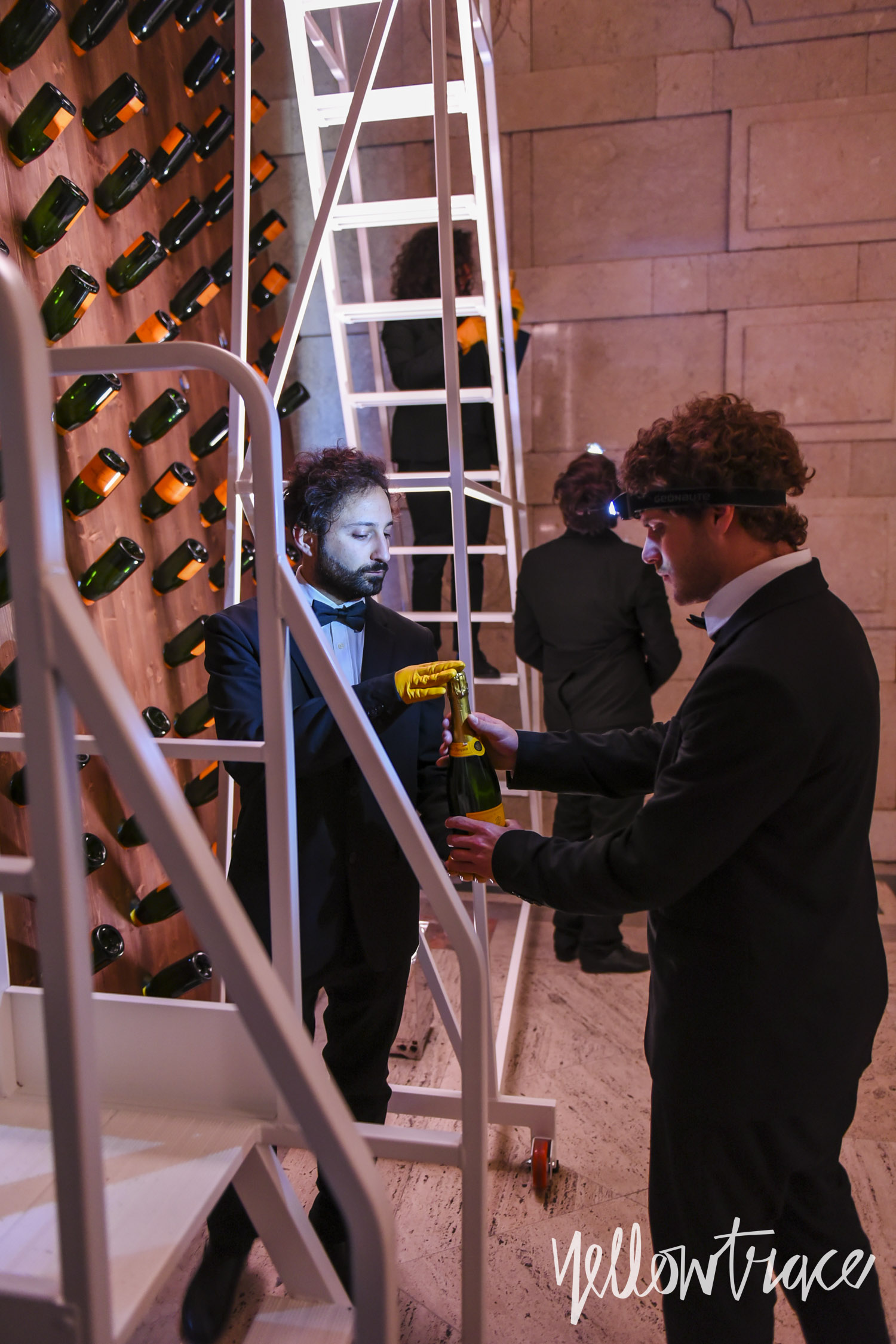 BEYOND: The Veuve Clicquot Journey by Fabrica, Milan Design Week 2016, Photo © Nick Hughes | #MILANTRACE2016