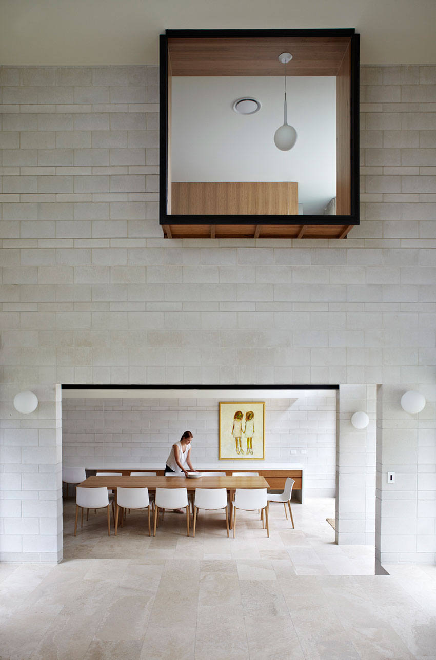 Milne Street by Richards & Spence | Yellowtrace
