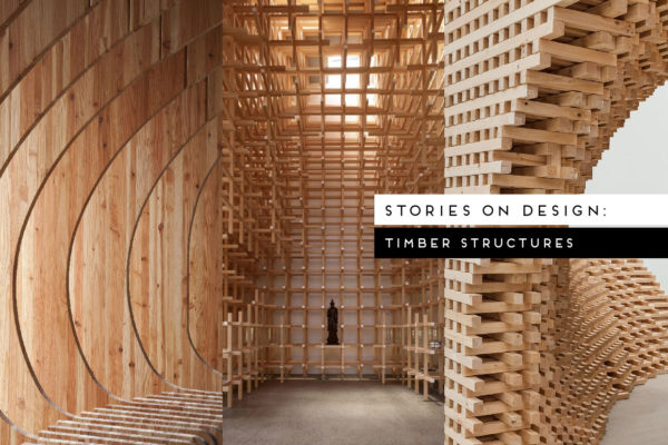 Temporary Timber Structures, Curated by Yellowtrace.