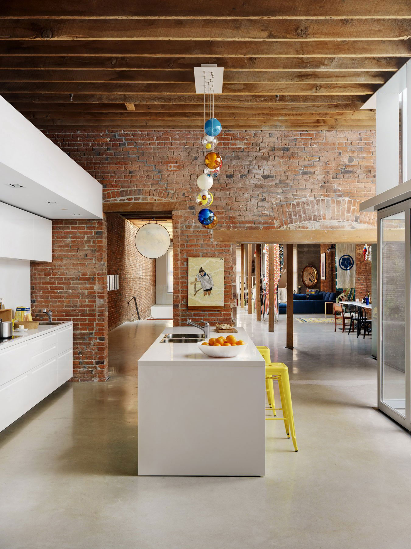 Stories On Design: Luscious Lofts.