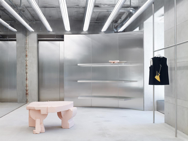 Acne Studios Latest Store in Munich, Germany. 8d152490e18