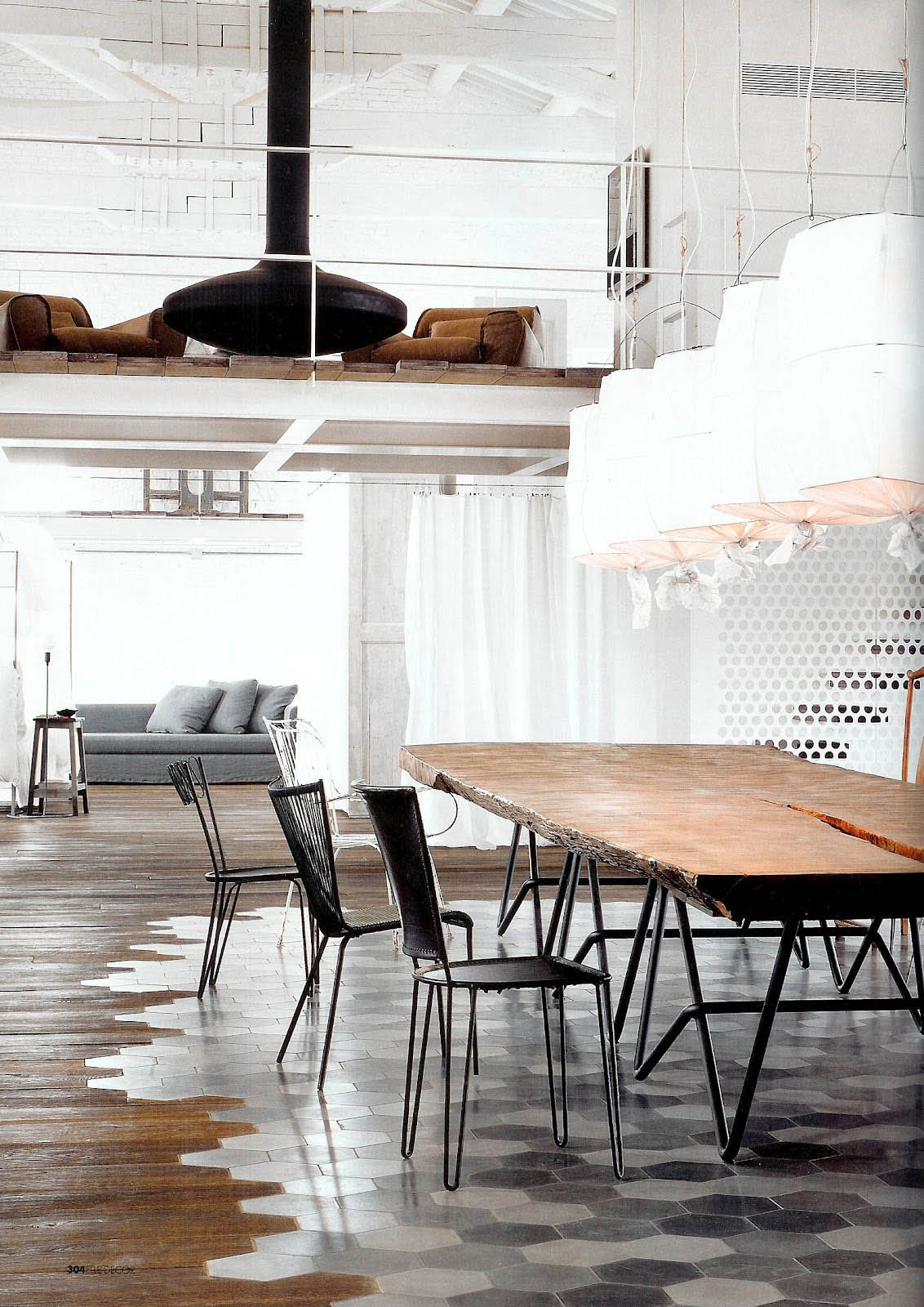 Andrea Falkner Campi's Home in Italy by Paola Navone | Yellowtrace