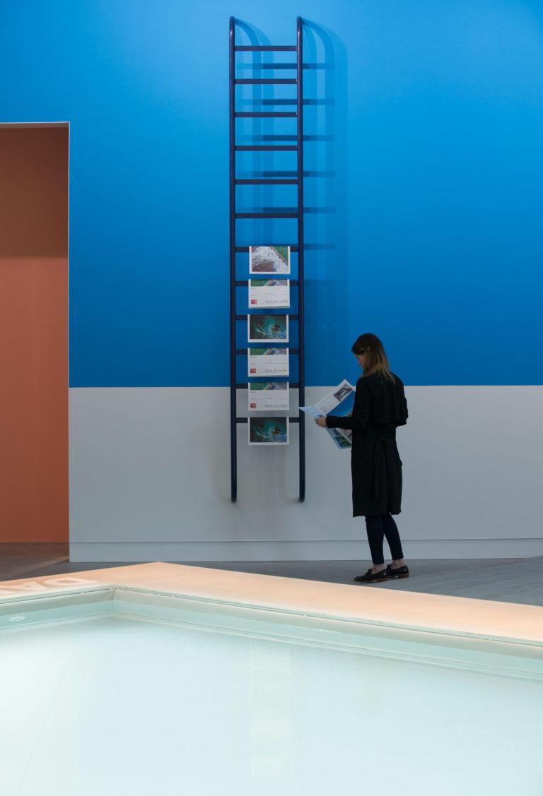 Yellowtrace Spotlight Australian Design News March 2014: Australian Pavilion The Pool By Aileen Sage Architects