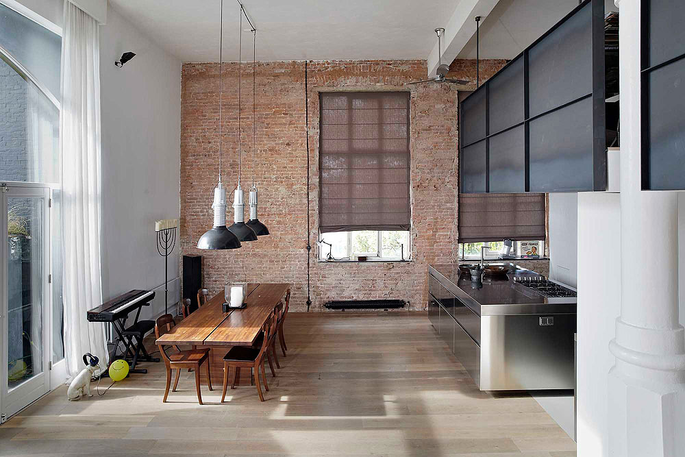 Canal House by Witteveen Architects | Yellowtrace